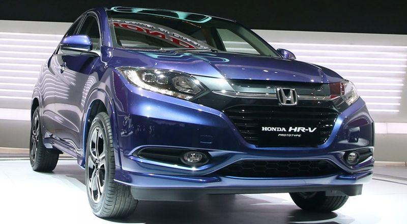 Spesifikasi Honda HR-V Pati