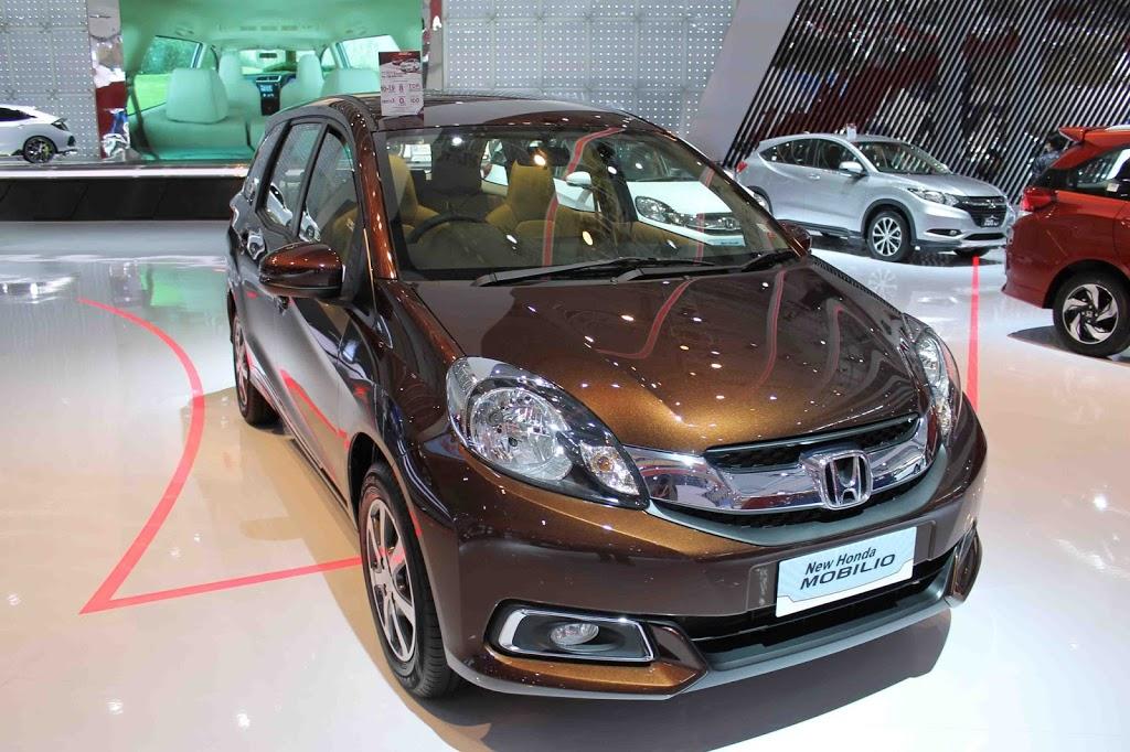 """Honda Mobilio """"Special Edition"""" Ajang GIIAS 2016"""