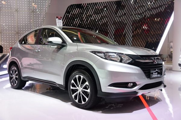 "Honda HR-V ""Special Edition"" with JBL Audio Ajang GIIAS 2016"