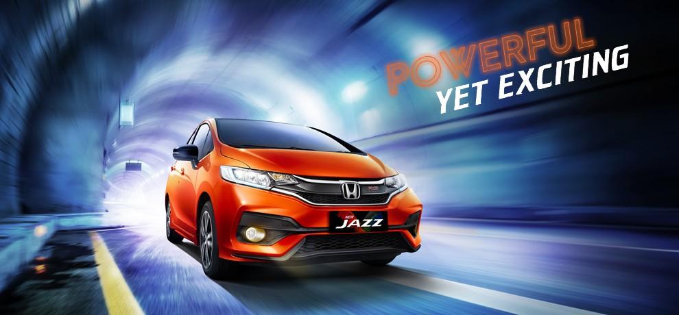 Spesifikasi Honda Jazz Pati