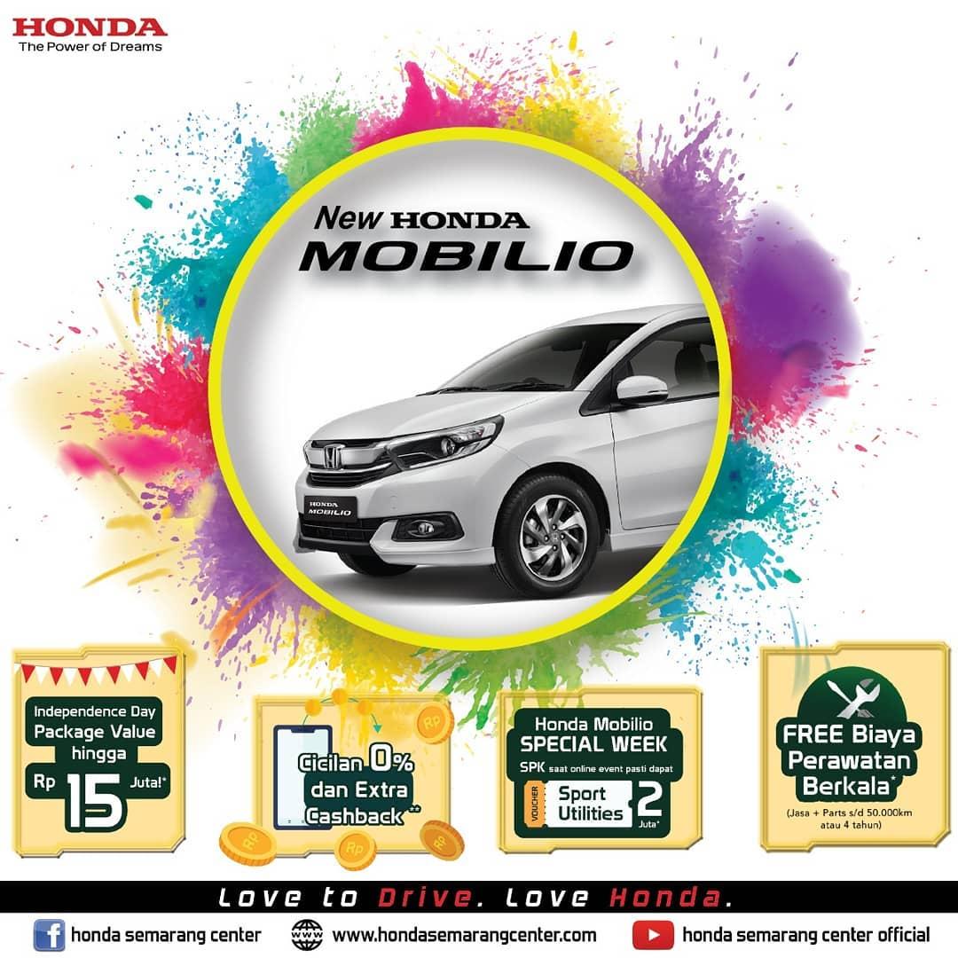 Promo Honda Pati